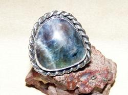 Spectralite ring size 11 1/2